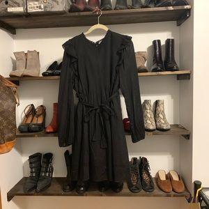 100% cotton Wilfred dress! Size L